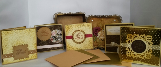 Vintage Box _ Cards