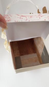 Inside Gift Box