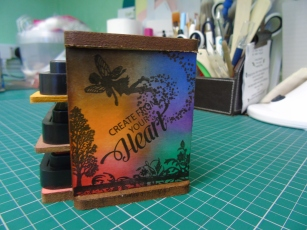 Distress Ink Holder Small (3)