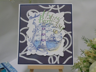 Kim Styles Cards - Lighthouse Brother (5)