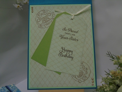 Kim Styles Cards - Perfectly Vintage 5