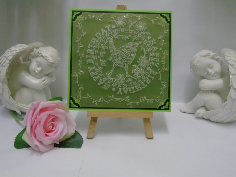 Green Wren Parchment (1)