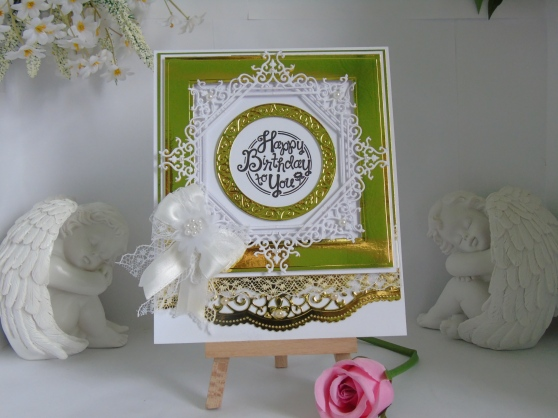Kim Styles Cards|Happy Birthday To You