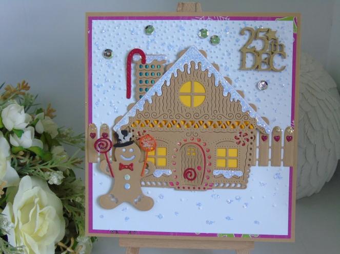 KSC - Gingerbread House (1)