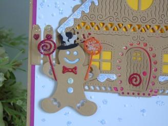 KSC - Gingerbread House