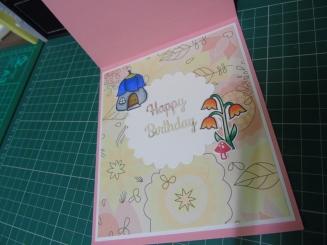 KSC - Shaker Fairy Card