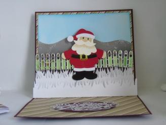 KSC - Santa Pop UP