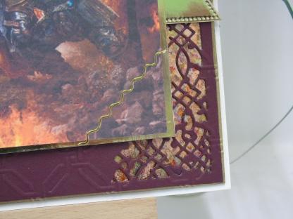 KSC-Warhammer Card