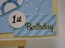 KSC - Son's 1st Birthday