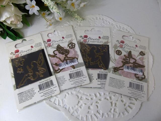 KSC-Flowers & Fairytales Dies