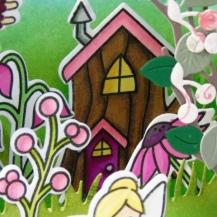 Craft Buddy Designer - Fairy Pop Up Box