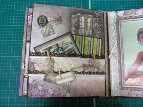 KSC - Scrapbook Album May 17