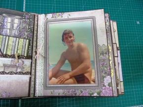 KSC - Scrapbook Album May 17