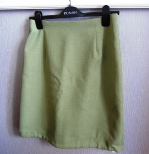 KSC - Sage Green Skirt