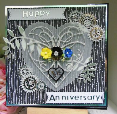 KSC-Yellow & Blue Anniversary Card Sep 17