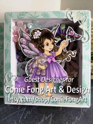 Butterfly Kisses 3D Book Card (1) copy