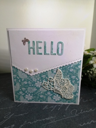 Butterfly Kisses 3D Book Card (9)
